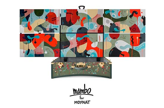 Mambo For Moynat Collection
