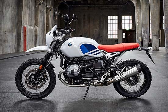 BMW R nineT Urban