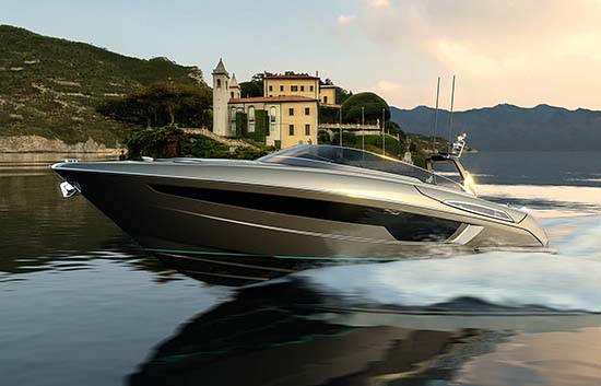 Riva 56′ Will Hit the Waves Soon