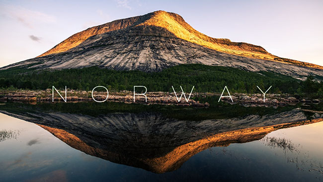 Spectacular Norway 8K