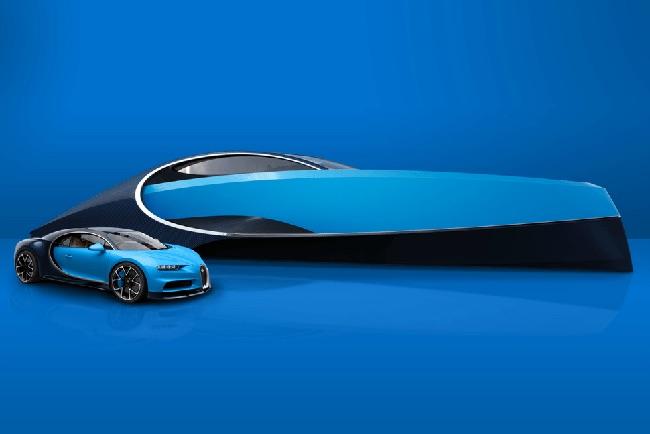 Bugatti Niniette 66 Is The Yacht of Your Dreams