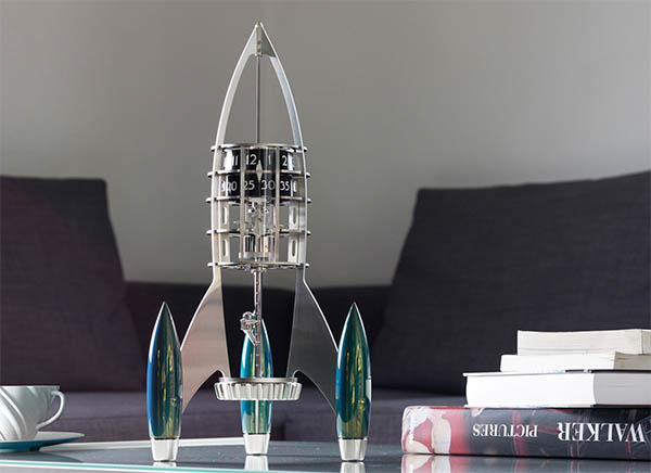 Destination Moon by MB&F x L'Epée 1839 Is The Rocket Of Your Childhood