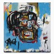 Jean Michel-Basquiat Untitled
