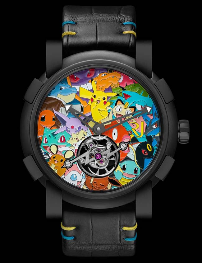 Romain Jerome Tourbillon Pokemon