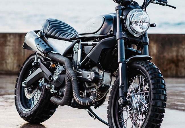 Ducati TransScrambler by Deus ex Machina