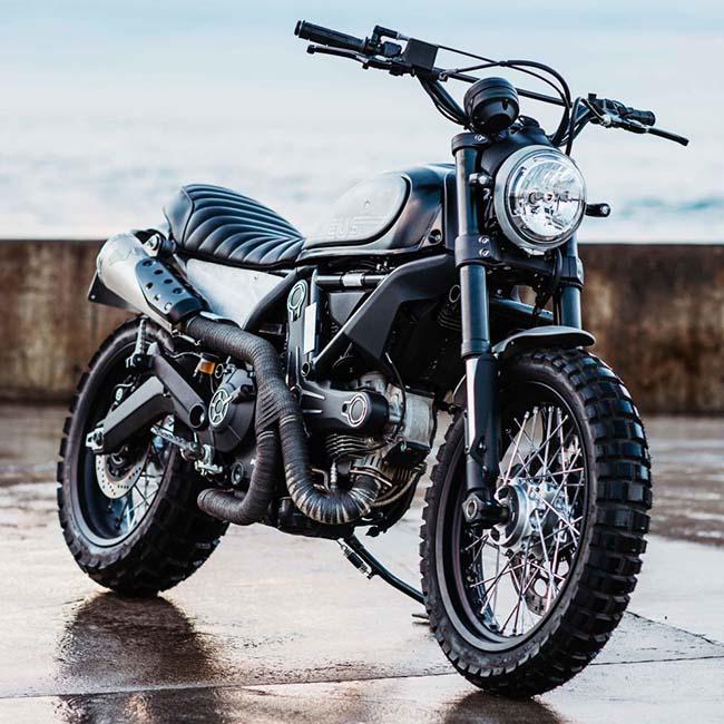 Ducati TransScrambler