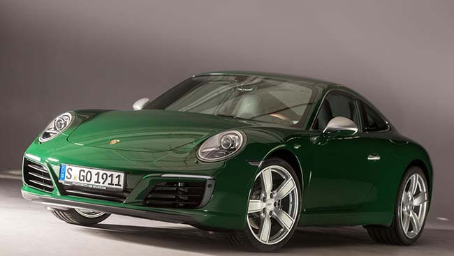 The One Millionth Porsche 911