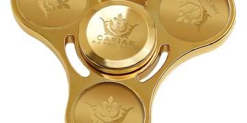 Caviar Spinner Finegold