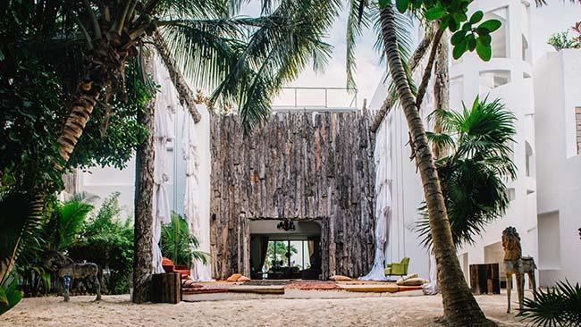 Pablo Escobar Tulum Mansion