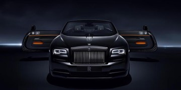 Rolls-Royce Dawn Black Badge Edition