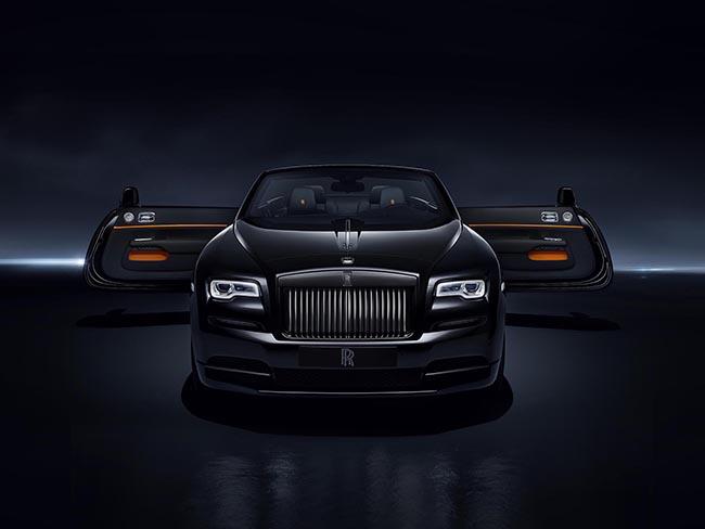 Rolls-Royce Dawn Black Badge Edition