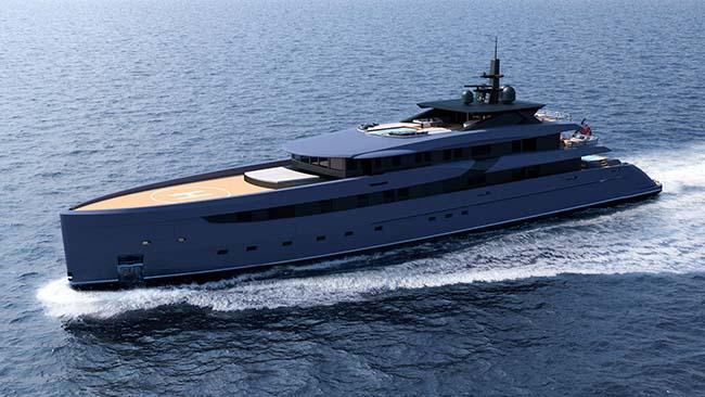 F65 Superyacht Concept