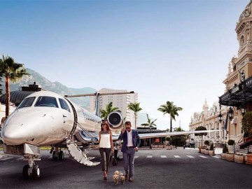 Private Jet Chartering