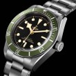 Tudor Black Bay Green
