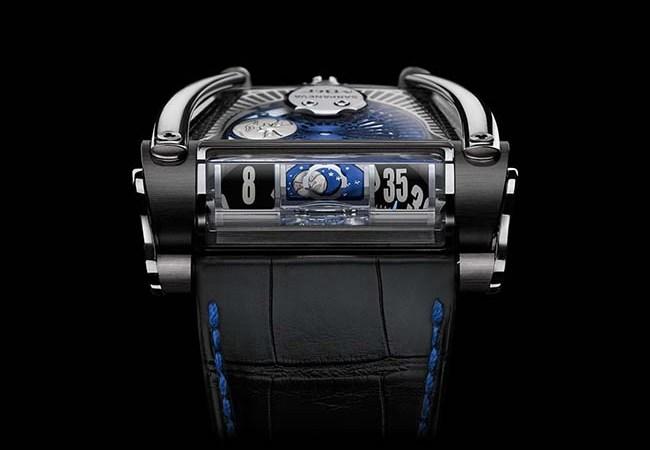 MB&F Introduces The MoonMachine 2 With Stepan Sarpaneva