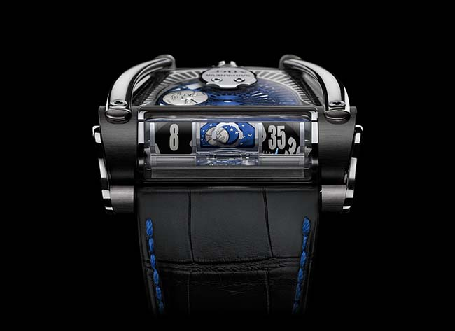 MoonMachine 2 by MB&F x Stepan Sarpaneva
