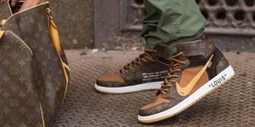 Off-Louis Air Jordan 1