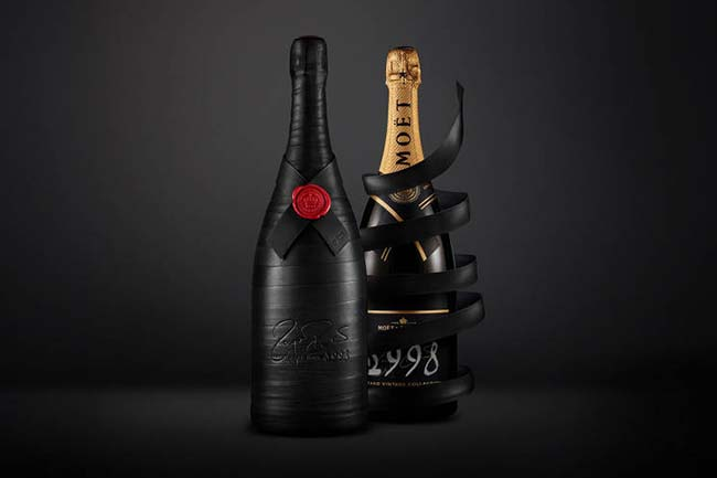 Moet & Chandon Celebrates Roger Federer's 20 Years of Greatness