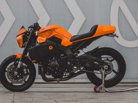 Yamaha MT-10 McLaren Orange