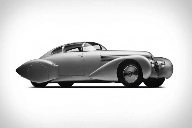 Hispano Suiza Carmen Previewed Ahead of Geneva