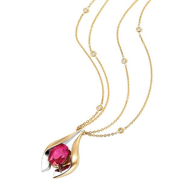 Bentley Jewellery - Bespoke Wings Necklace
