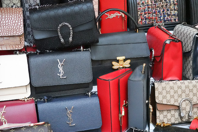 Counterfeit Luxury Goods