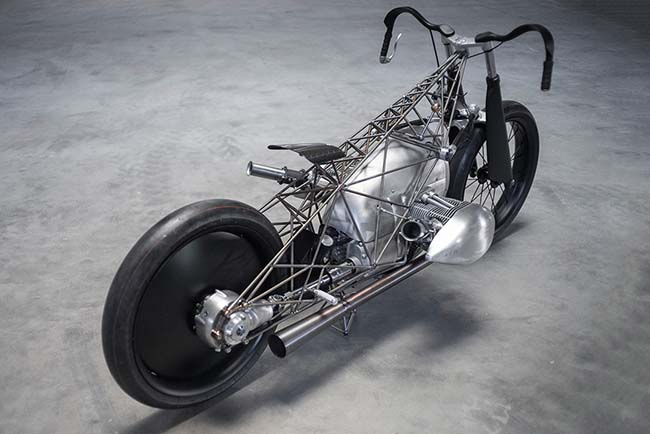 BMW Motorrad Birdcage By Revival Cycles