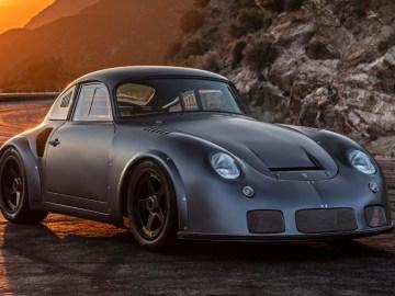 Porshe 356 RSR