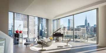 Zaha Hadid NYC Penthouse