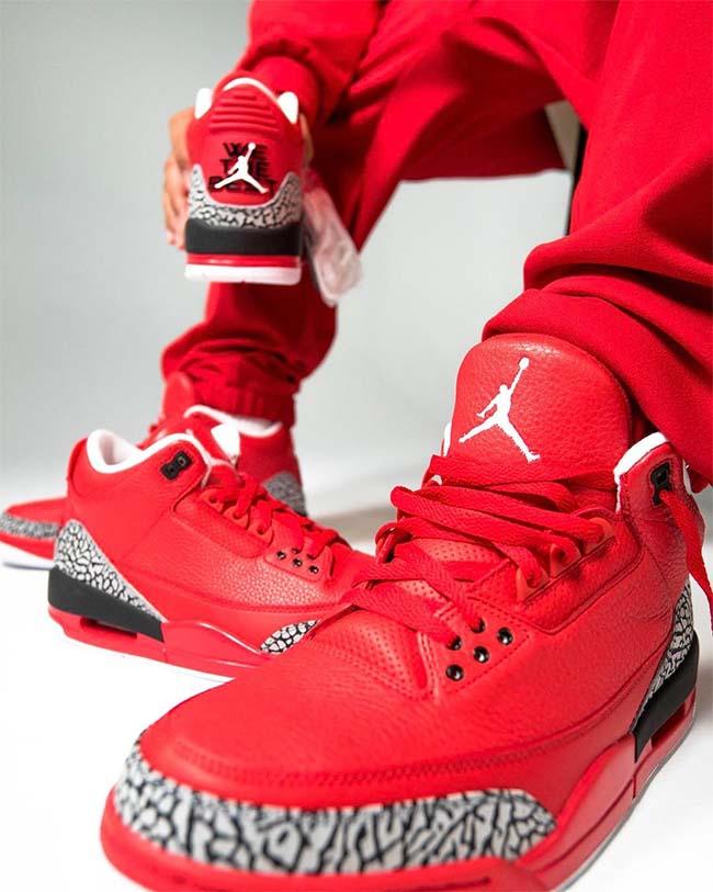 DJ Khaled Air Jordan 3
