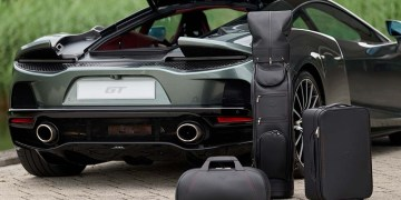 McLaren GT Luggage Set