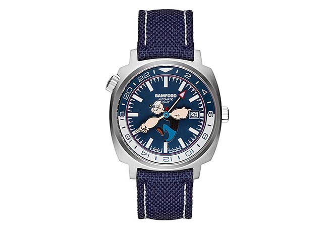 Bamford London GMT Popeye Watch
