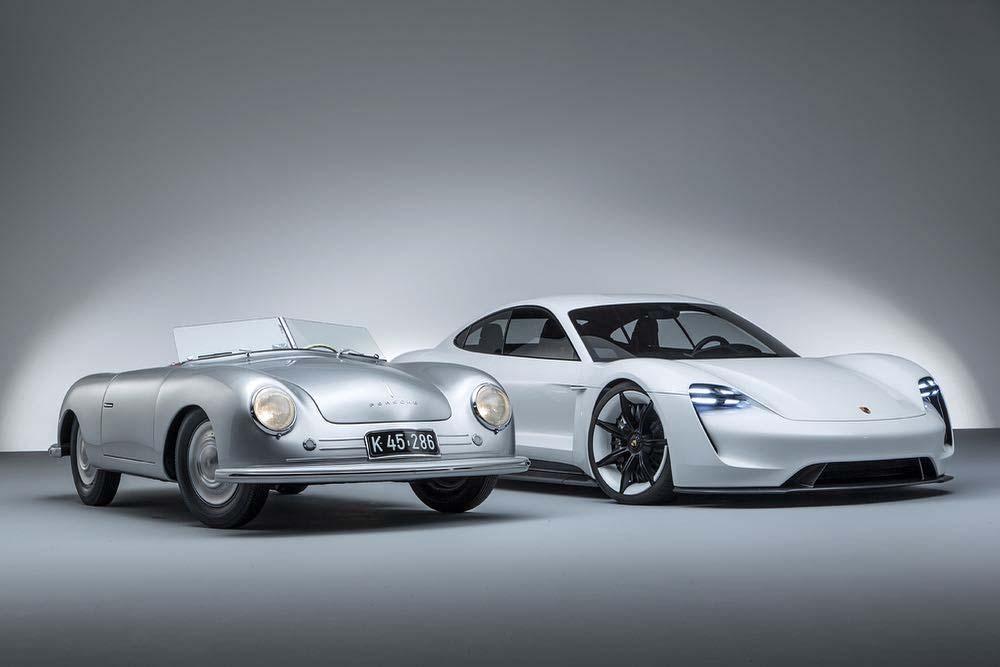 Porsche70years