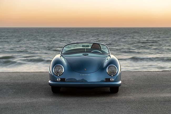 Porsche 356 Emory Transitional Speedster