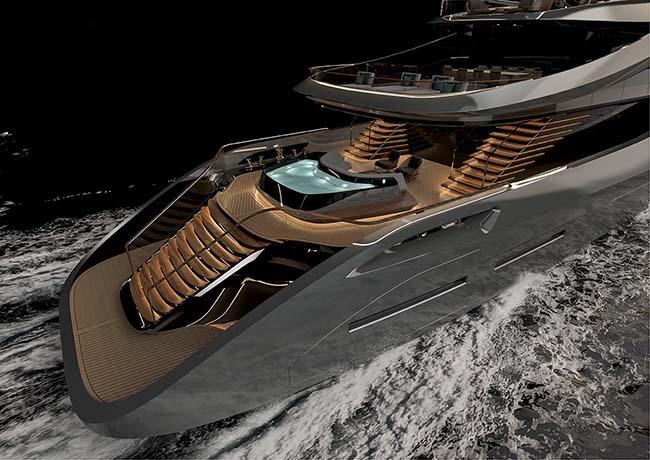 نتيجة بحث الصور عن Yacht + Super Sport 65