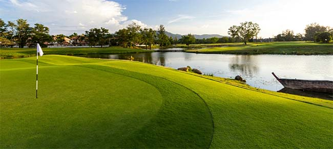 Golf Resort in Phuket - Banyan Tree