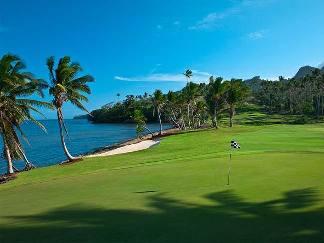 Luxurious Golf Resort, Laucala