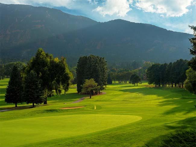 The Broadmoor Golf Club