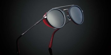 Omega luxury eyewear