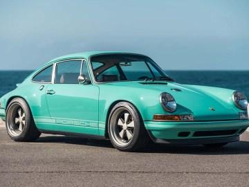 1991 Porsche 911 Malibu Reimagined by Singer