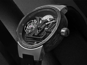 Louis Vuitton Tambour Curve Flying Tourbillon