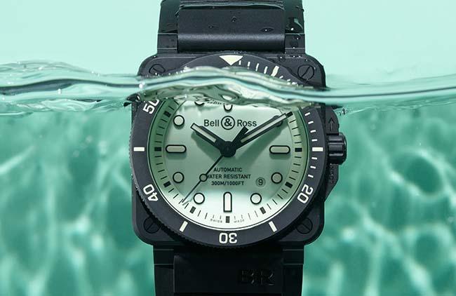 BR 03-92 Diver Full Lum
