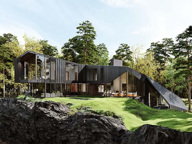 Sylvan Rock Private Residence by Aston Martin