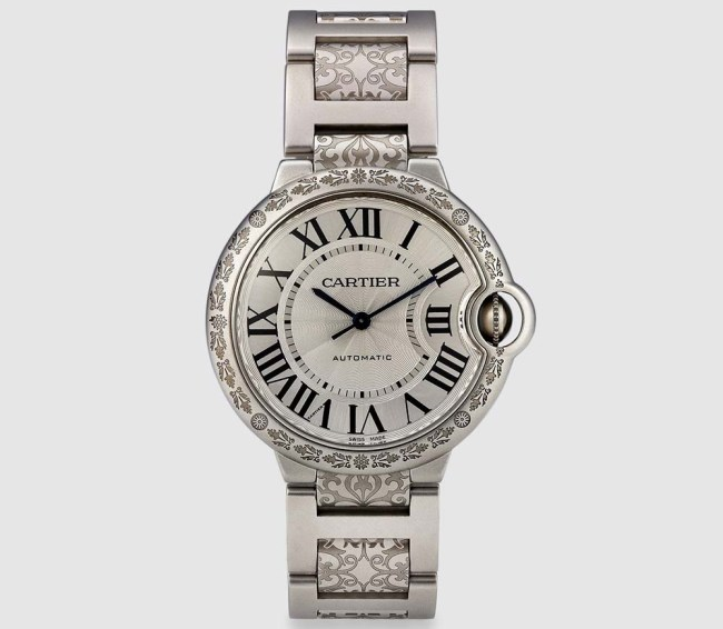 MAD Paris Cartier Ballon Bleu