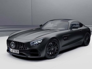 Mercedes-AMG GT Stealth Edition