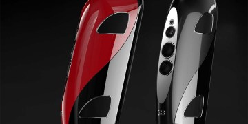 Bugatti Royale Speaker