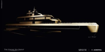 Giorgio Armani Yacht