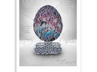 Game of Thrones Fabergé Dragon Egg