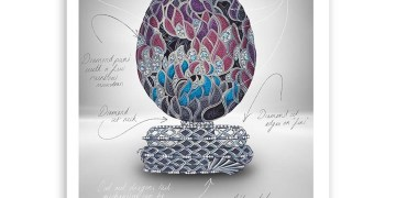 Game of Thrones Fabergé Dragon Egg