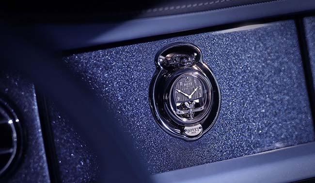 Rolls-Royce Boat Tail Bovet